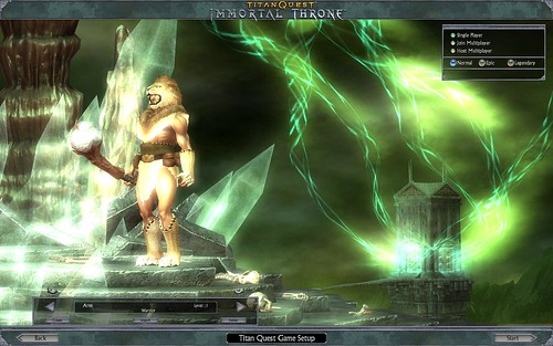 Titan Quest Nude Statues