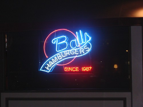 Balls Hamburgers