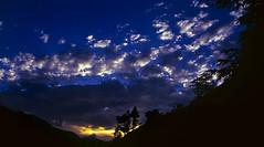 Sunset over Batseri village, Sangla valley, Kinnaur, Himachal Pradesh (sapru) Tags: trees sunset india mountain mountains colour nature clouds still cool fantastic twilight quiet colours peace village sundown dusk horizon relaxing scenic restful calming surreal floating peaceful tranquility calm silence valley harmony serenity serene dreamlike hush stillness tranquil himachal balanced poised gentle soothing calmness quietness comforting himachalpradesh composed otherworldly illusory kinnaur unruffled sanglavalley untroubled unperturbed unworried trancelike batserivillage