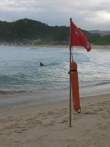 Seguridad en la playa