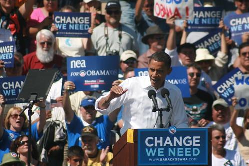 26 by Barack Obama.