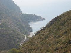 0029. Playa de Cantarrijn desde Cerro Caleta (caminosdemalaga17) Tags: caminos cerro gordo mlaga maro cantarrijn