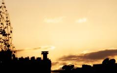 ElDorado.. (SonOfJordan) Tags: light sunset sky colour nature clouds canon eos mood cityscape amman jordan colourful xsi  450d  samawi sonofjordan shadisamawi  wwwshadisamawicom