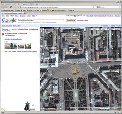 Hoax Smiley in Google Maps