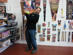 Rafo Prefers the atomic Tornado (EpicFireworks) Tags: light colour stars fireworks guyfawkes firework burst pyro sparks 13g epic pyrotechnics ignition