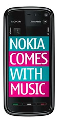 The Nokia 5800