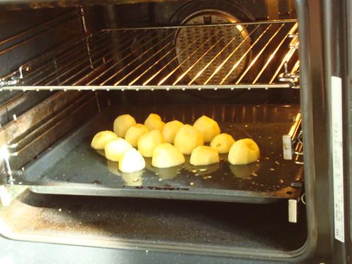 bulves orkaitej