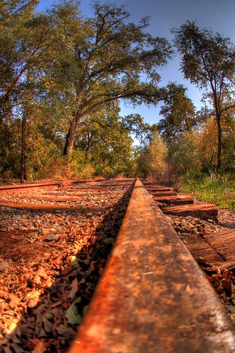 Railroad Tracks1