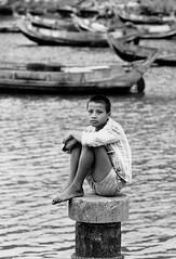 黑白童年-孤獨