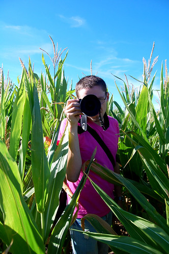 photographer of the corn