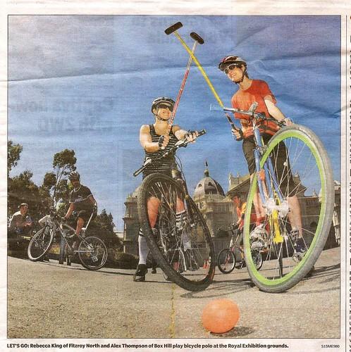 Melbourne Leader Polo Photo