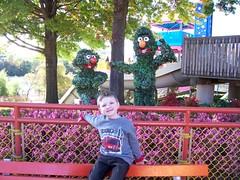 """Hangin"""" with Bert & Ernie"""
