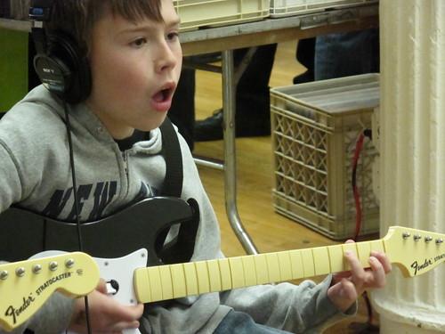 guitar gape