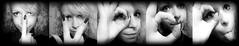 13.000 volte grazie a tutti voi! (Luna Simoncini (Dolcenera)) Tags: portrait italy me girl luna bn io nails bologna grazie biancoenero rednails bionda riccia blackewhite myselfself 13000views adoroflickr