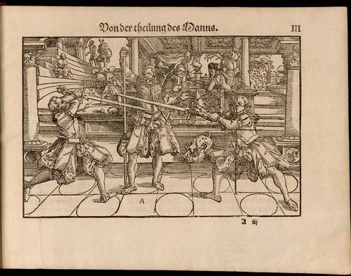 Joachim Meyer - Gründtliche Beschreibung des Fechtens 1570