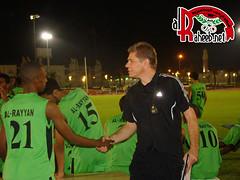 Training before Al Sadd match (A L R a h e e b . N e t) Tags: qatar rayyan leauge  alrayyan     rayyani alraheeb