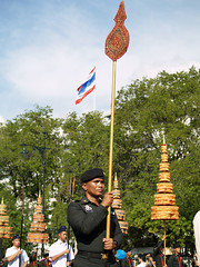PB028940 (giftschen) Tags: thailand army bangkok ceremony royal thai tradition cremation
