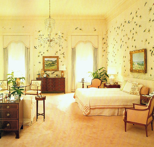reagan bedroom