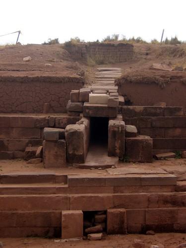 Tunel a la piramide