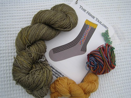 Nine Tailors Sock Kit