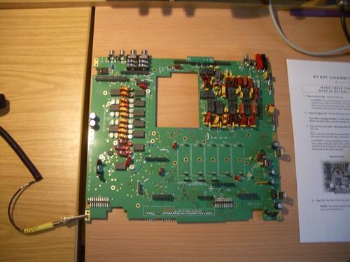 Main RF PCB