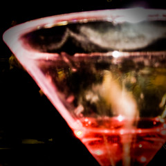 I  Sticky & Sweet Martini ((  Jennifer  )) Tags: cosmopolitan martini premade 2hourwait angelascamera futurecostcoproduct