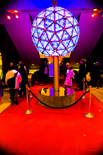 This years Times Square NEW YEARS EVE BALL DROP is here: