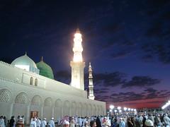 Ravza'da Bir Seher Vakti (süleymansalih) Tags: islam cami medine mescid mescidinebevi madinahmosque