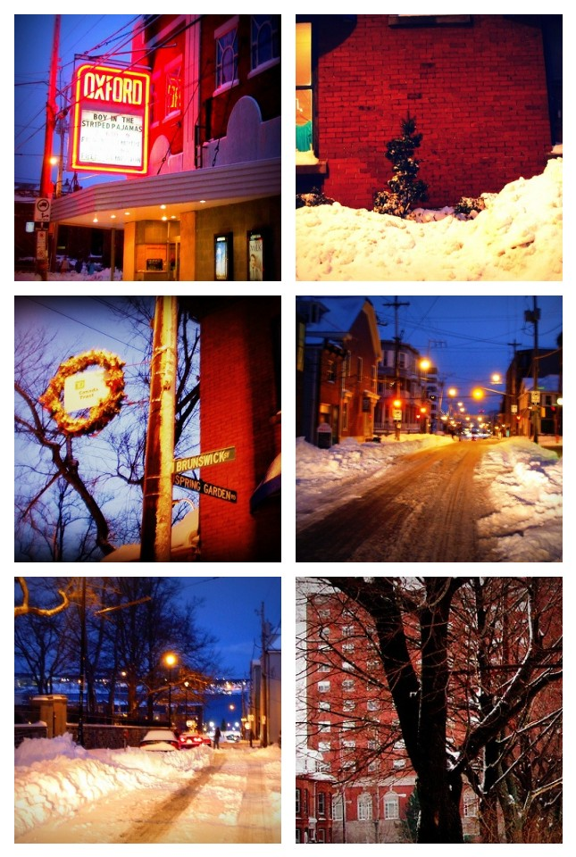Halifax Snow