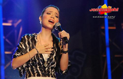 JomHeboh Concert : Faradhiya