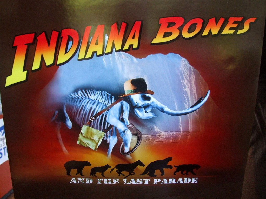 Indiana Bones and the Last Parade