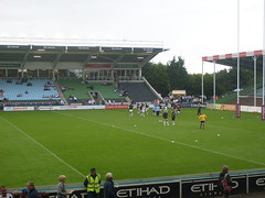 rugby stadium (idlebull) Tags: football rugby stadiums oldtrafford grandfinal superleague thestoop keepmoat