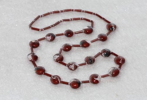 Swirl beads