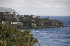 Oahu, Hawaii - Halfway up Diamond Head
