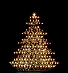 Christmas Tree (Claude@Munich) Tags: christmas light germany weihnachten geotagged deutschland star stuttgart nh christmastree weihnachtsbaum lichter badenwuerttemberg christbaum filderstadt bonlanden claudemunich geo:lat=4866139 geo:lon=922417