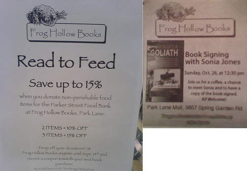 Frog Hollow Books