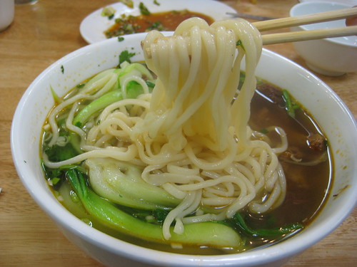 QQ Noodle - Dinner