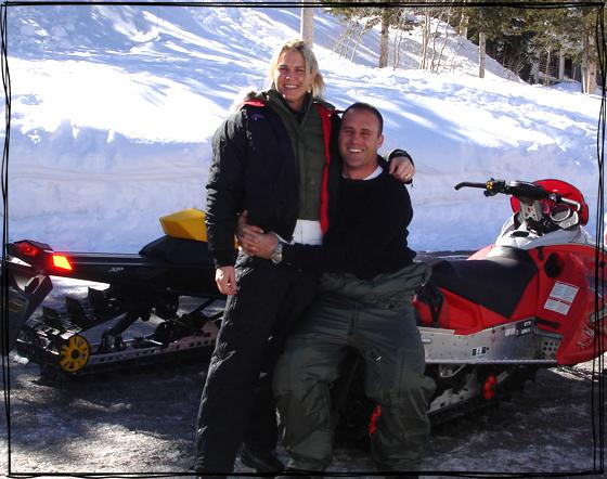 snowmobile 560