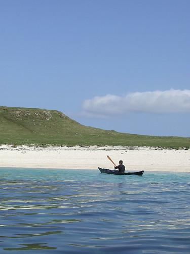 Another Scottish Beach....