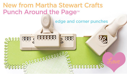 New Martha Stewart Punches