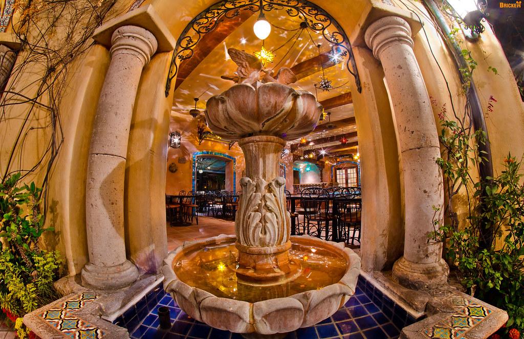 Disneyland's Rancho del Zocalo