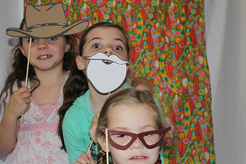 My 3 photo booth darlings