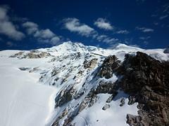 Climbing Huayna Potosi