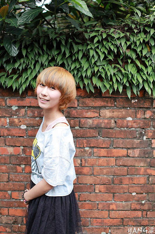 阿蠢◆ショートヘア ガール