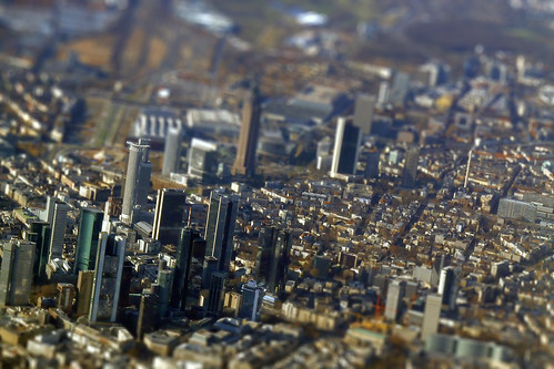 Frankfurt Fake Miniature Part I - Aerial