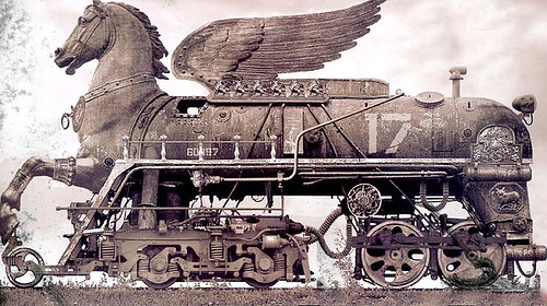 the Steam-Powered Messiah