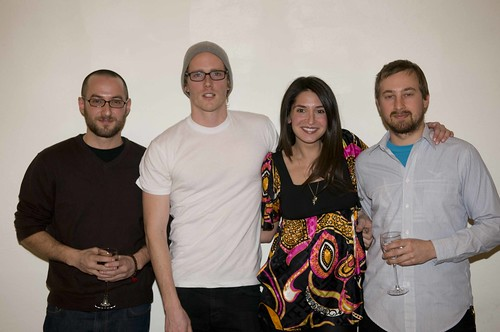 John Francis Peters, Thomas Prior, Jocelyn Firth, Ian Baguskas