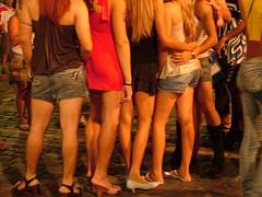 Mulheres (DeniSomera) Tags: paraná samba carnaval mulheres antonina blocodesujos