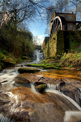 Ramsdale Mill.... (Tall Guy) Tags: uk longexposure water canon river landscape photography photo waterfall stream photos beck yorkshire photograph waterfalls enjoy northyorkmoors waterblur tallguy abigfave waterfallpictures diamondclassphotographer ramsdalemill waterfallphotography