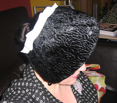 Side view of hat - click to enlarge